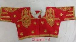 Charmi Embroidery Designer Blouse