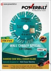 Powerbilt Wall Chaser Blade 129mm