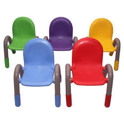 Chico Engineering Plastic Kids Chair (VJ-0289)