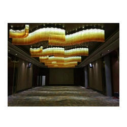 Hotels Banquet Hall Chandelier