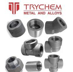 IBR Carbon Steel Forged Fittings (ASTM A105)