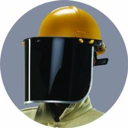 Yellow  Face Shield