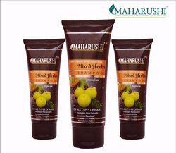 Maharushi Green Apple Mixed Herbs Shampoo, for Personal, 100 Ml