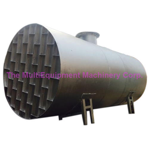 Fabricated Chemical Storage Tank, Capacity: 5000-10000 L