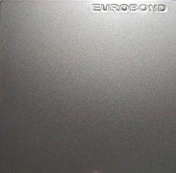 ER 103Champagne Silver Aluminum Composite Panel