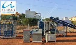 Chirag Modern Fly Ash Brick Press Machine