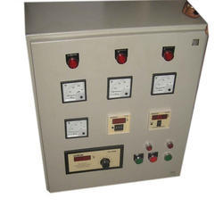 Three Phase Sheet Metal DC Drive Electric Panel Board, IP Rating: IP55
