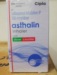Asthalin Inhaler