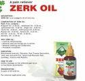 Zerk Oil