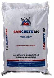 Micro Concrete, Grade Standard: Technical, 25 Kgs