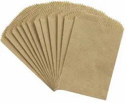 Brown Kraft Paper Medicine Envelope, For Hospital