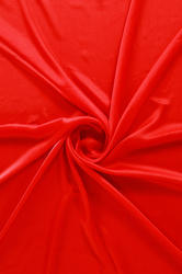 Dyed Satin Georgette Fabric