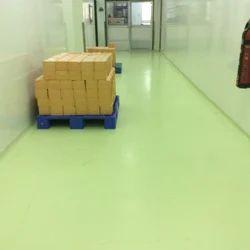 Epoxy Floor Repair Services