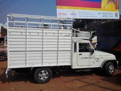 Mahindra Bolero Pickup Open Body
