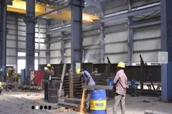Industrial Machines Manufacturing Services