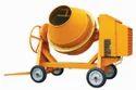 Reverse Concrete Drum Mixer