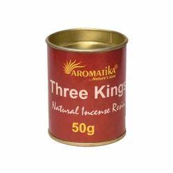 Resin  Three King  Resin 50 Gram Jar Pack