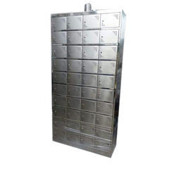 40 Compartment SS Locker
