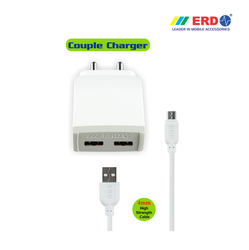 TC42 Micro USB Couble Charger