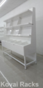 Wall Side Stainless Steel Rack