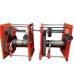 Winches - Electric Winches Manufacturer from Kolkata