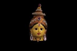 Devi Decorated Face 7 inches