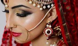 Bride And Groom Makeup