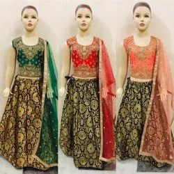 Girls Chaniya Choli