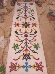 Marble Slab Inlay Work