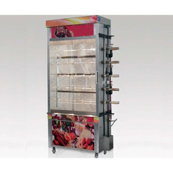 Automatic Chicken Grill Machine