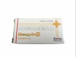 Biovorin 15 Leucovorin Calcium Tablets 50 mg