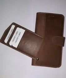 Mobile cover genuine leather