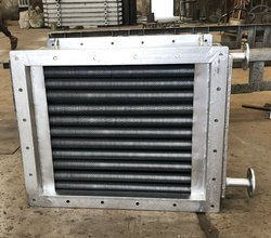 Heat Exchanger for Textile Stanter Machine
