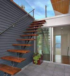 Designer Wooden Staircase