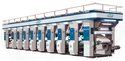 Multicolor Rotogravure Printng Machine