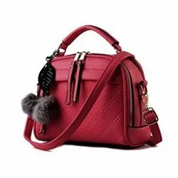 Ladies Leather Designer Shoulder Bag
