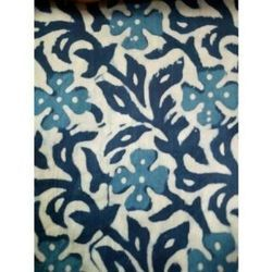 Natural Indigo Textiles Fabric