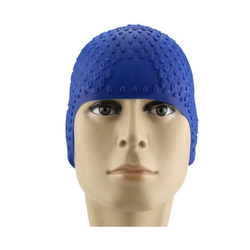 Multicolor AIRAVAT KD Bubble Swimming Cap, Size: Standard