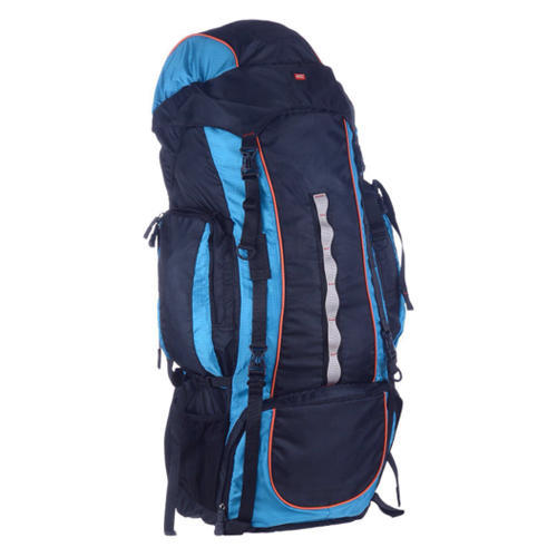 Corus Polyester Mount Track Blue Hiking Backpack
