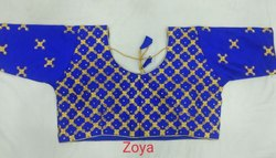 Zoya Embroidery Design Blouse
