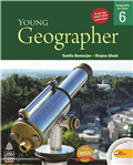 Young Geographer Text Book For Class 6th