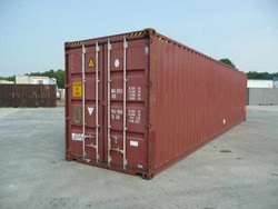 40' HQ Used Shipping Container