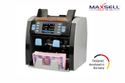 Maxsell Matrix 8128 SF Currency Counting Machines