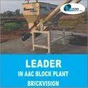 AAC Block Manufacturing Unit