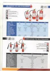ABC POWDER  FIRE EXTINGUISHER 09 KG