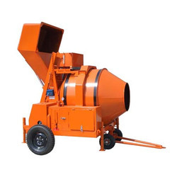 RCC Mixer Machine, Capacity: 4 Bag