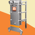 Stainless Steel Ice Cream Chiller