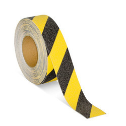 Yellow Black Anti Skid Tape