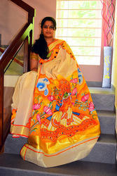 VCS 1032 Silk Saree
