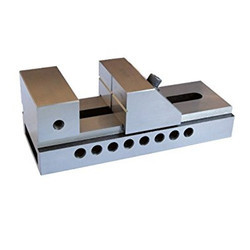 Precision Toolmaker Steel Vises (Screwless Type)
